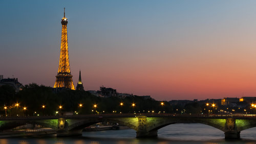 Paris Night Guide