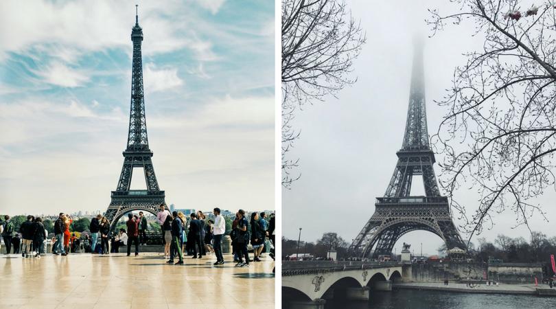 必去巴黎景點 -  艾菲爾鐵塔 Eiffel Tower