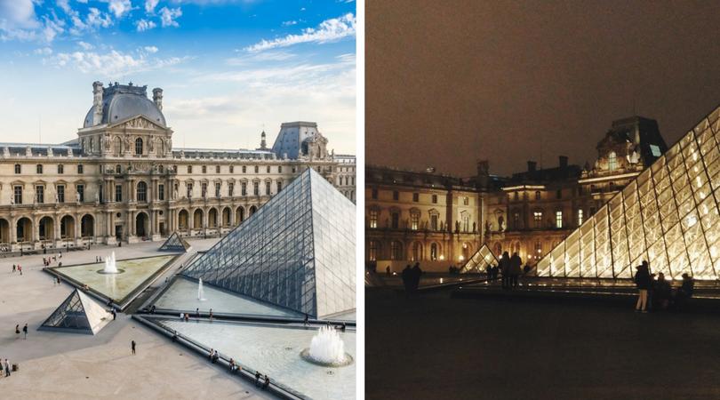 必去巴黎景點 -  羅浮宮