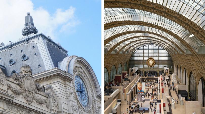 必去巴黎景點 -  奧賽美術館