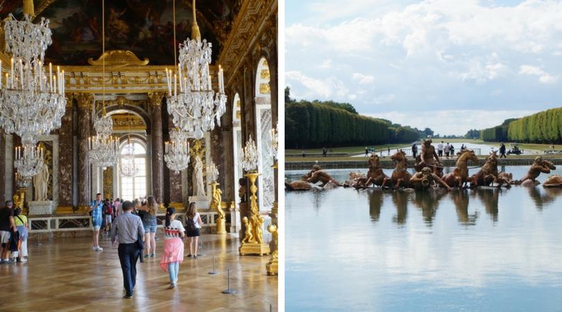 必去巴黎景點 -  凡爾賽宮