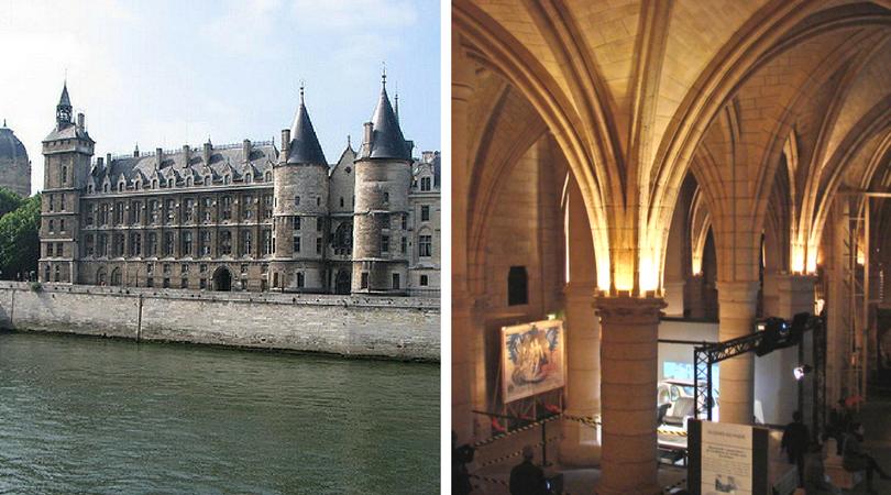 巴黎古監獄Conciergerie