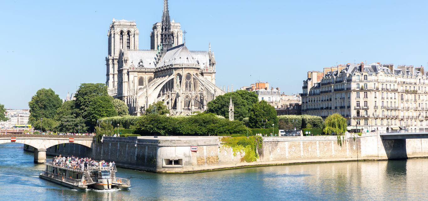 巴黎全景船遊 Bateaux Parisiens