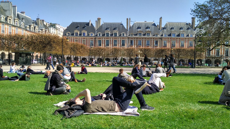 Musée Rodin, ฤดูร้อนในปารีส (รูปภาพจาก @photos.parisinfo.com)