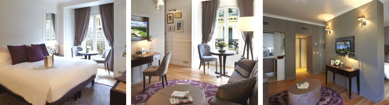 巴黎第一區 - 5星級住宿推薦 - La Clef Louvre(盧浮宮拉克萊芙公寓式酒店)