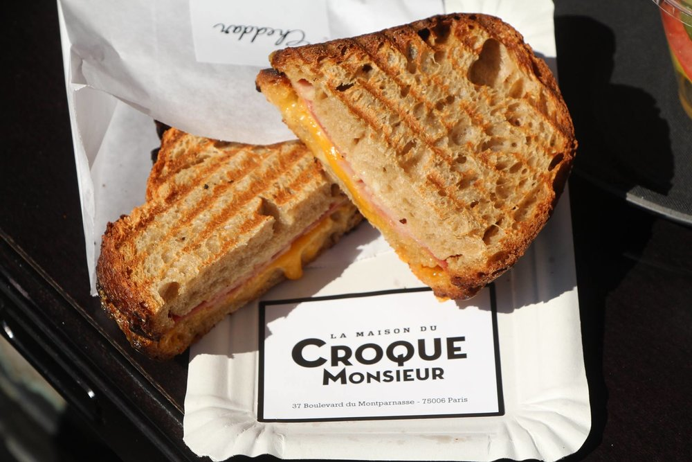 法式三明治 CROQUE MONSIEUR