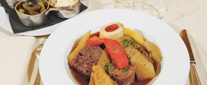 牛肉蔬菜 POT AU FEU