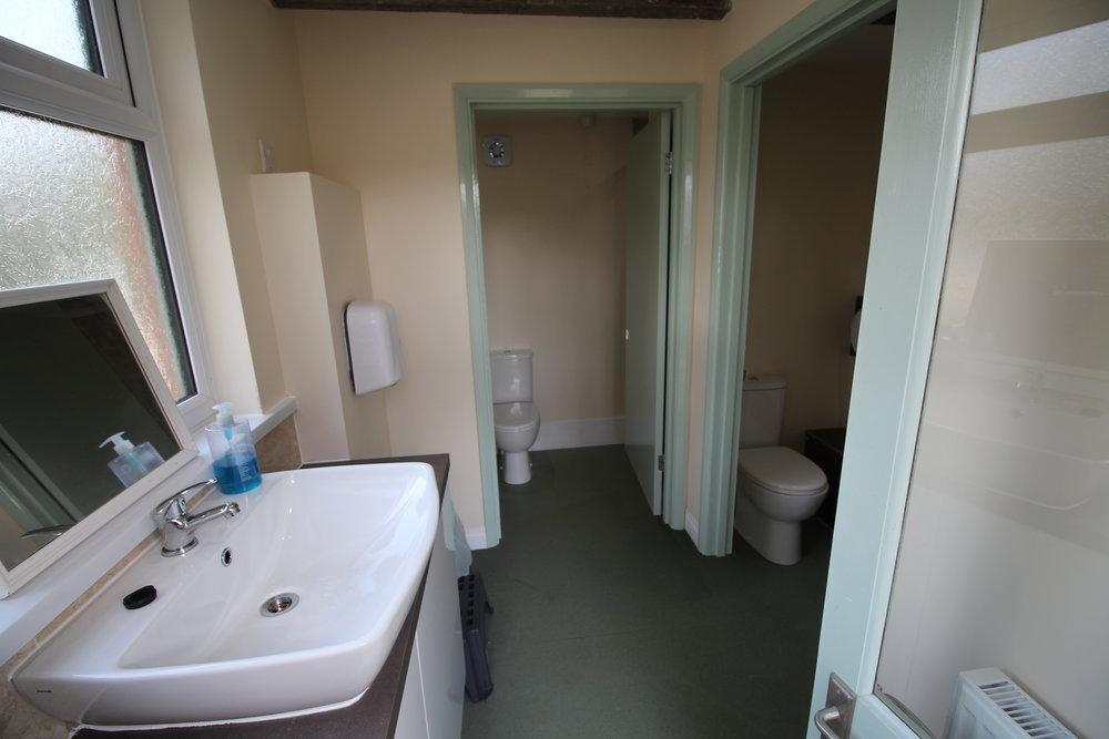 Luxury Washrooms