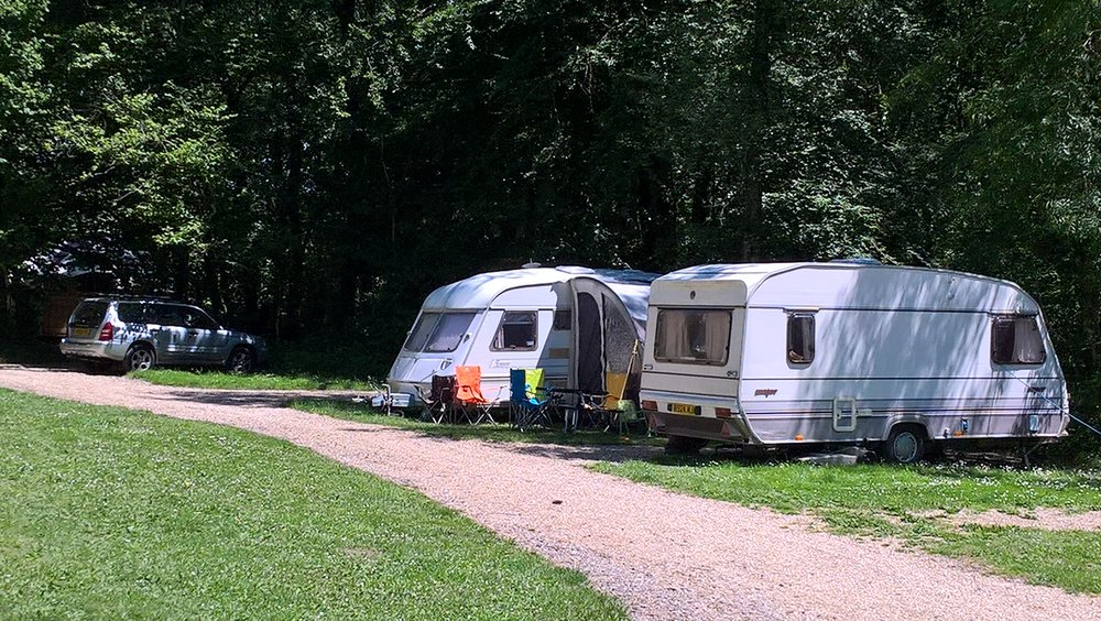 touring caravans welcome