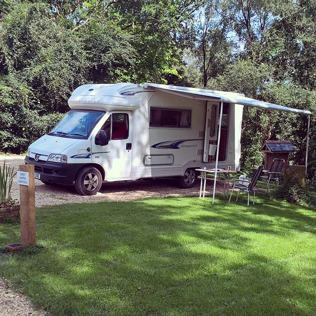 Summer availability for campervan and motorhome pitches. Book soon. www.kingsmeadcentre.com