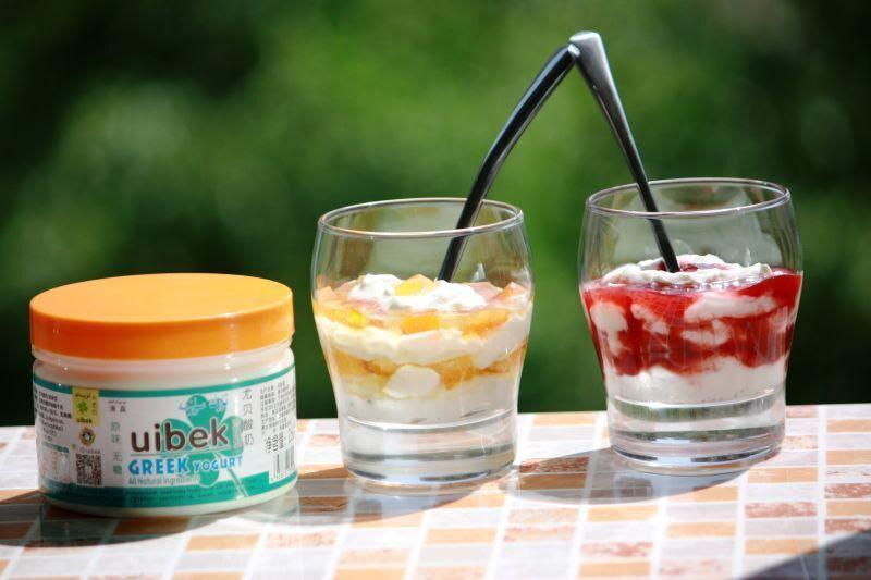 尤贝希腊酸奶(涂抹型酸奶)