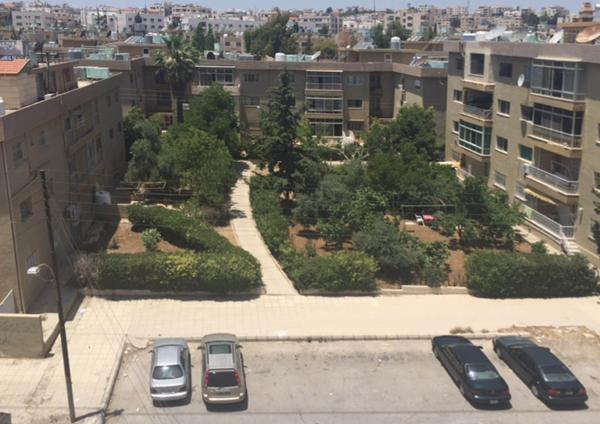 View from the southeast   لقطة مأخوذة من الجنوب الشرقي