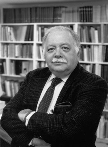 Oleg Grabar (Source: Institute for Advanced Study, Princeton)