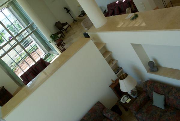 Figure 8: Mushahwar House, view of family room.