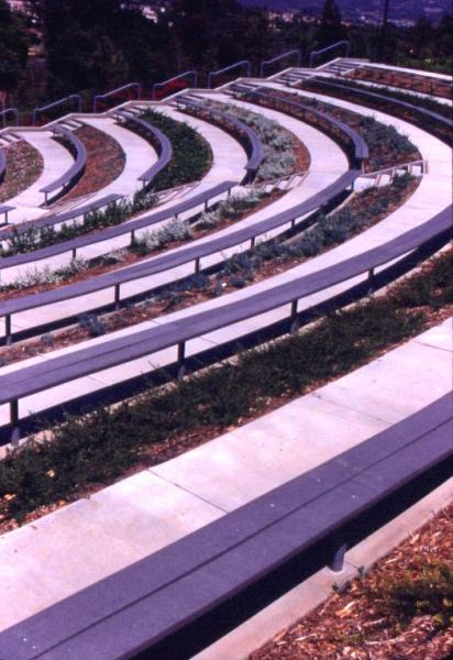 Figure 13: The Water Conservation Demonstration Garden in San Diego, California: Theatre.