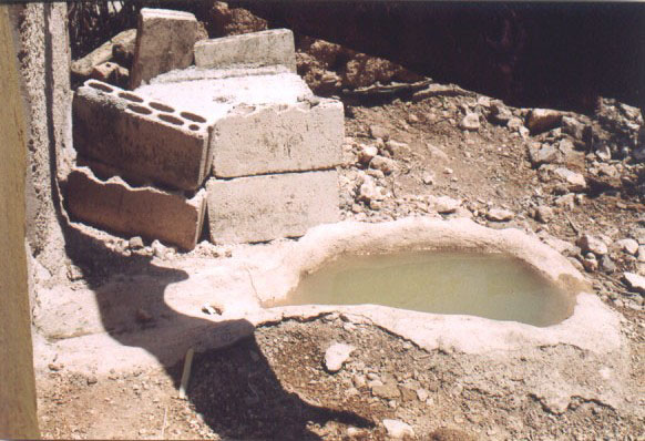 Figure 13: Previous graywater reuse in Adasiyyah.