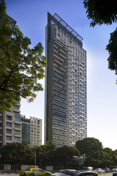 Moulmein High-rise Building, Singapore.