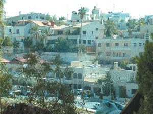 Houses in Amman. (Jumana Bississo)