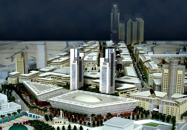 The Damac Residential Development