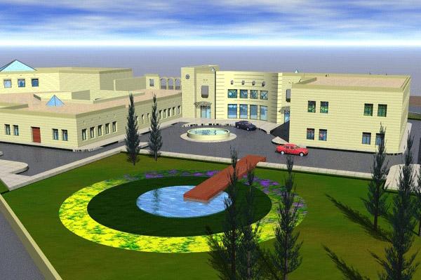 Queen Rania Rehabilitation Center
