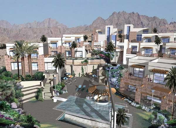 The Murjan Hotel in Aqaba