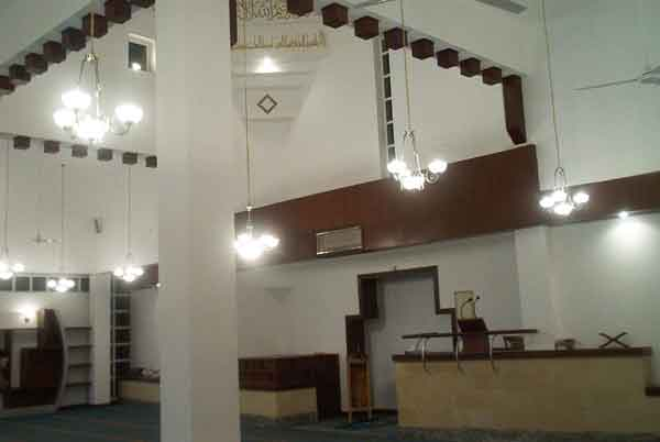 Hajj Mohammad Sha'ban Mosque