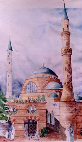 The Madaba Mosque