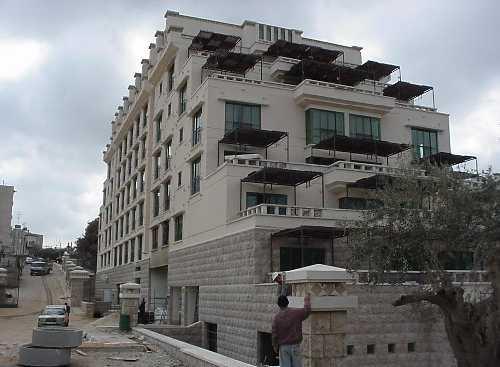 The Bethlehem Intercontinental Hotel