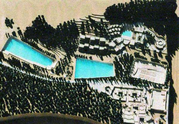 The Solomon Pools Resort