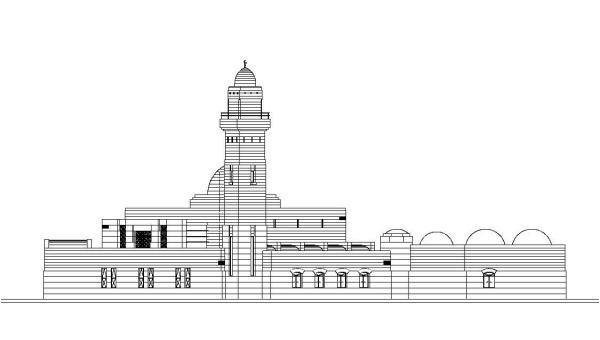 The Shrine and Mosque of al-Sahabi Mu'adh bin Jabal