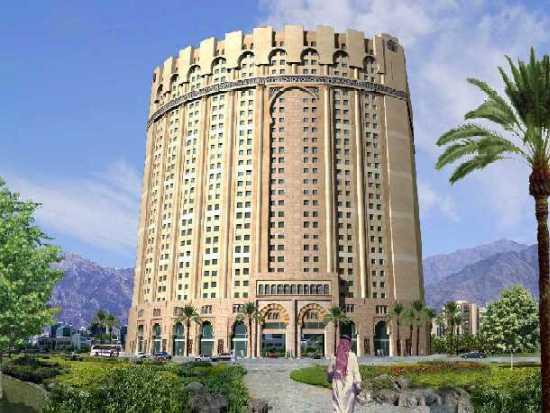 Jabal al-Ka'ba Hotel