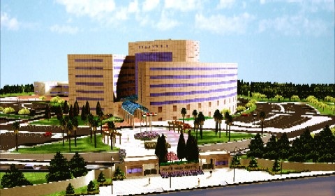 The Prince Hamzeh Hospital