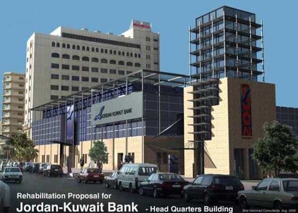 The Jordan-Kuwait Bank
