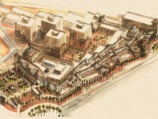 Al-Manshar Complex