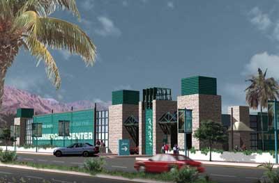 A Trade Center in Aqaba