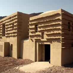 Source:    -   http://www.khammash.com/projects/feynan-eco-lodge