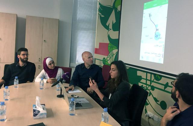 New app launched to help Amman residents navigate public transport