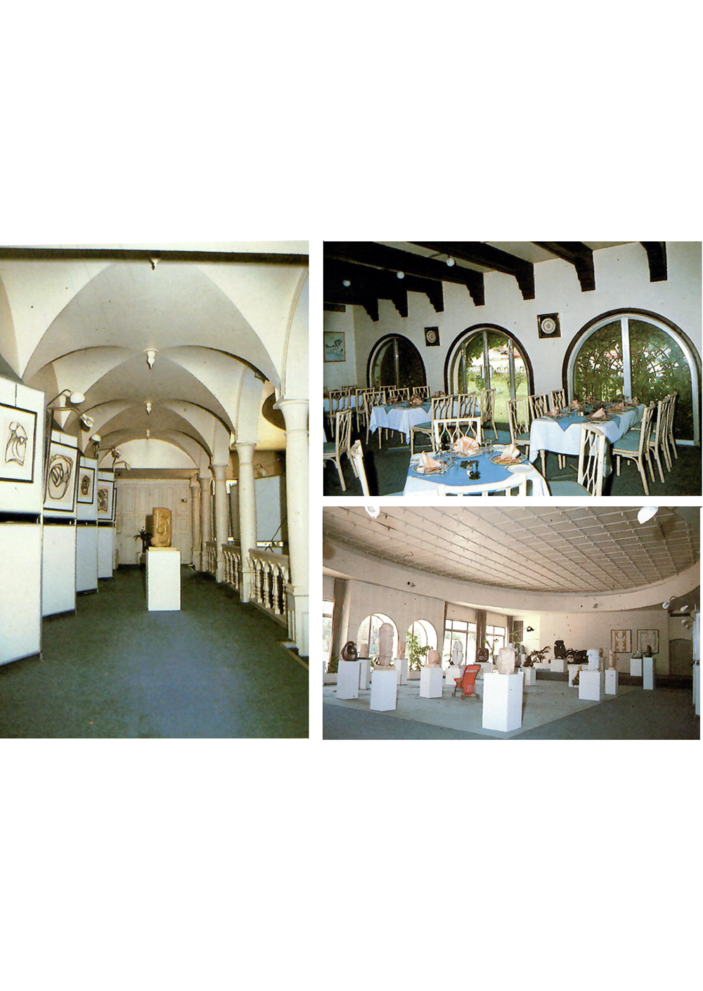 Interior photos of the building. .صور لداخل البناء