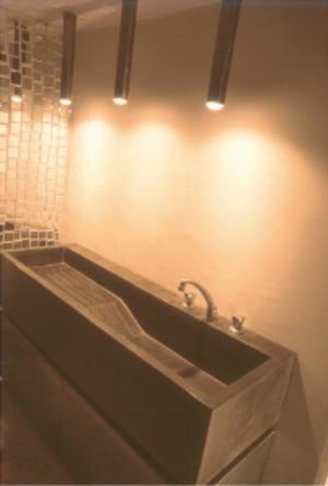 figure 9: Kitchen sink.