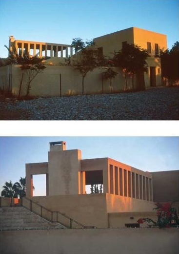 Bibeisi House in al-Shouneh, the Jordan Valley by Sahel al-Hiyari