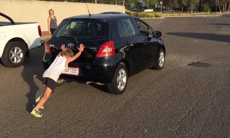 Car Push!