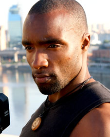 Sebastien Foucan · Founder of Freerunning