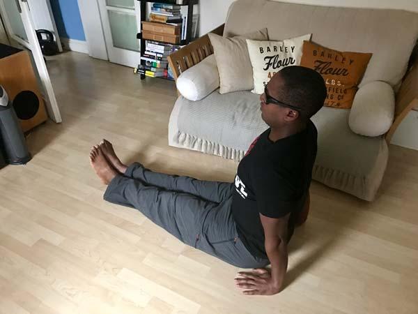 Sitting Pose