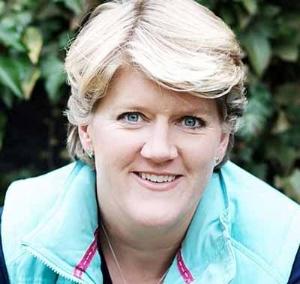 CLARE BALDING OBE · award-winning broadcaster.