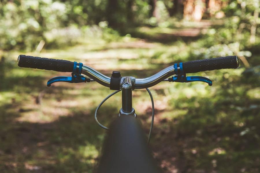 Take Bike Rides In Nature
