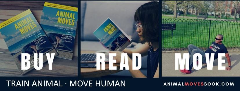 Move like an animal  -  Animal Moves Book