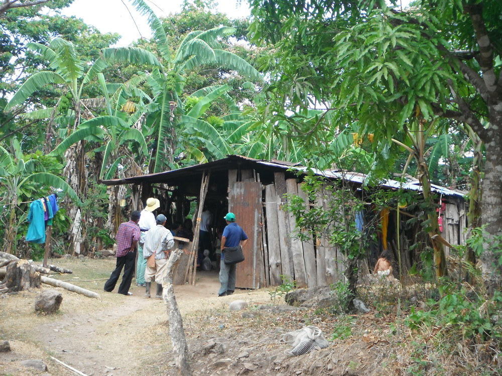 A Typical Home in the Indigenous Communities