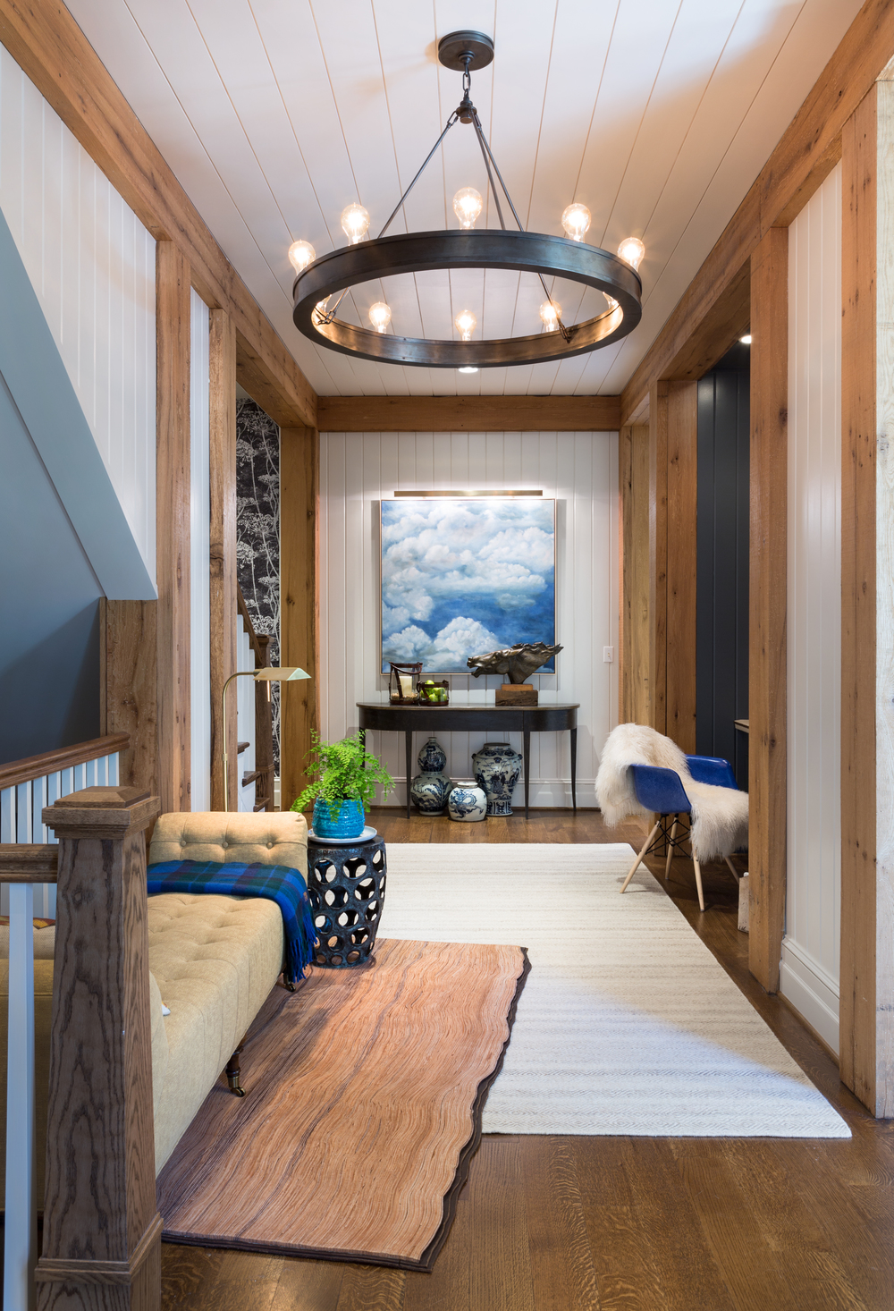 2015 DC Design House while at Rill Architects