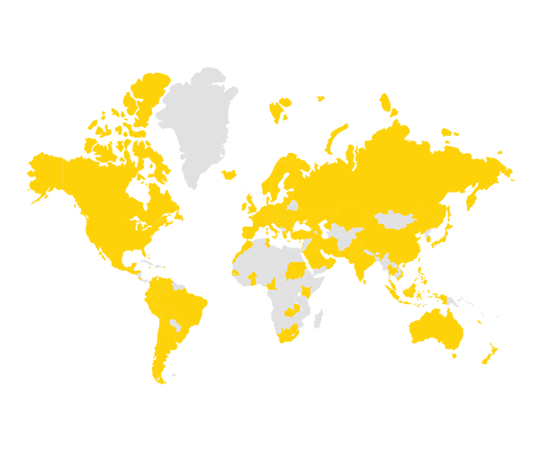 ERP system users worldwide