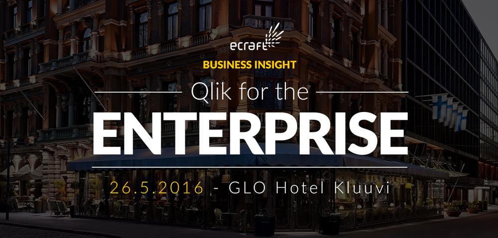 Qlik for the Enterprise